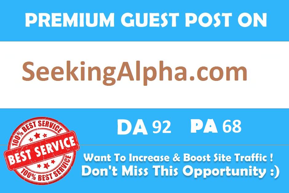 Write & guest post on on Demotix DA69 PA50 100K Traffic