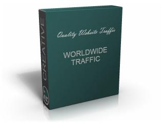 400,000 Website traffic worldwide