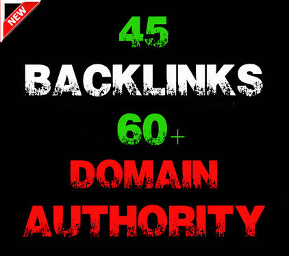 Top 45 PR9 Backlinks from High DA90+ - Skyrocket your Google RANKINGS
