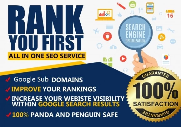 Fire Your Google Ranking With 6 Step Complete Booster SEO Pack