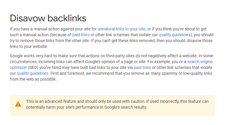 Negative SEO Backlinks / Toxic bad links Removal, Disavow File, Penalty Recovery, Link Detox Audit