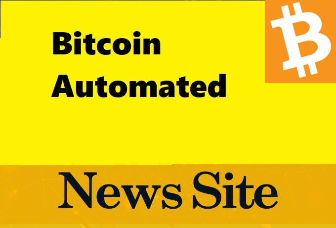 Build Premium Autopilot Bitcoin Crypto News Site For Passive Income