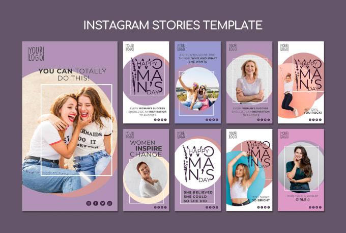 I will design social media posts, banner ads for instagram, facebook or linkedin
