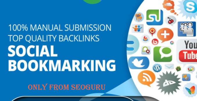 TOP 20 PR8 to PR5 Safe High Alexa Rank Social Bookmark Backlinks