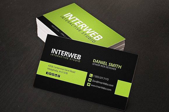 I'll Make Impressive Double Side Business Cards
