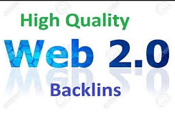 I will create 10 high quality web 2.0 back-links unique domains