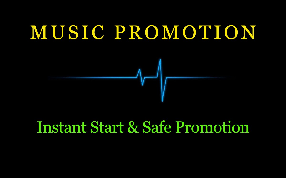 I'll Do Professionally Music Promotion