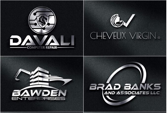 Professional Minimalist Business Logo Design