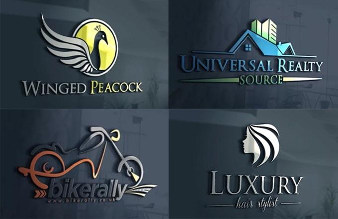 Design Stylish and Mordern logo