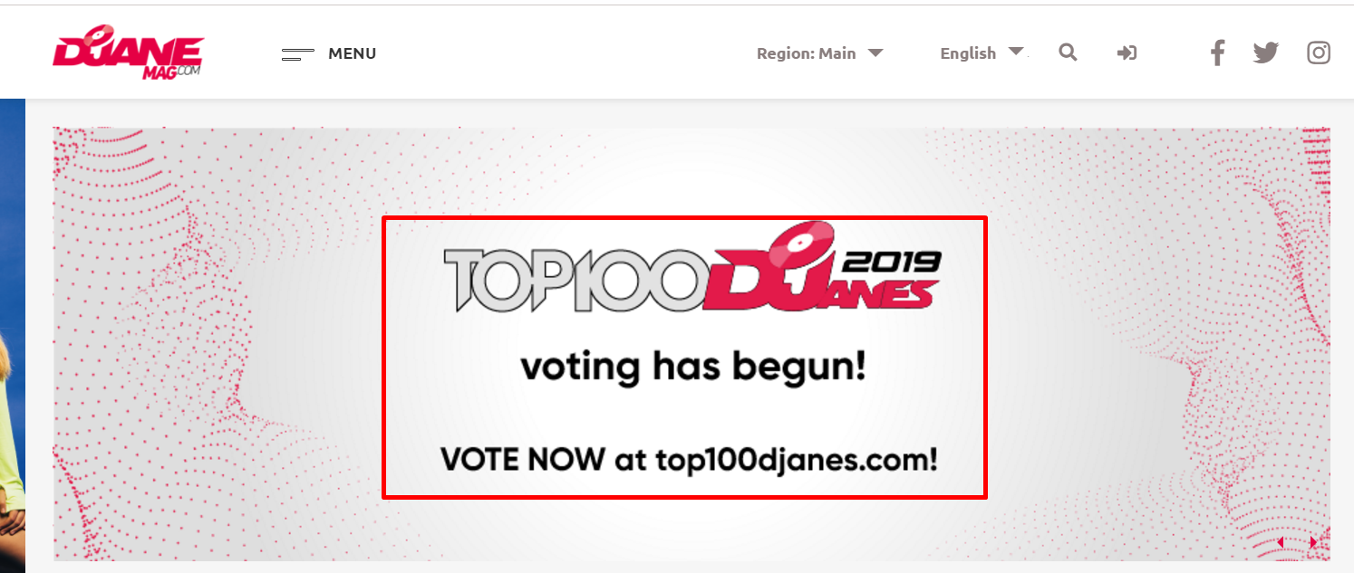Give you 100 djanemag Votes for any online Dj Remx Contests