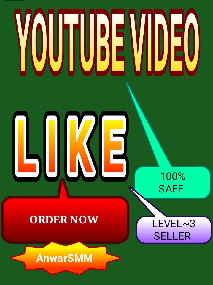 Professional Organic Top YouTube video promotion super fast and good service
