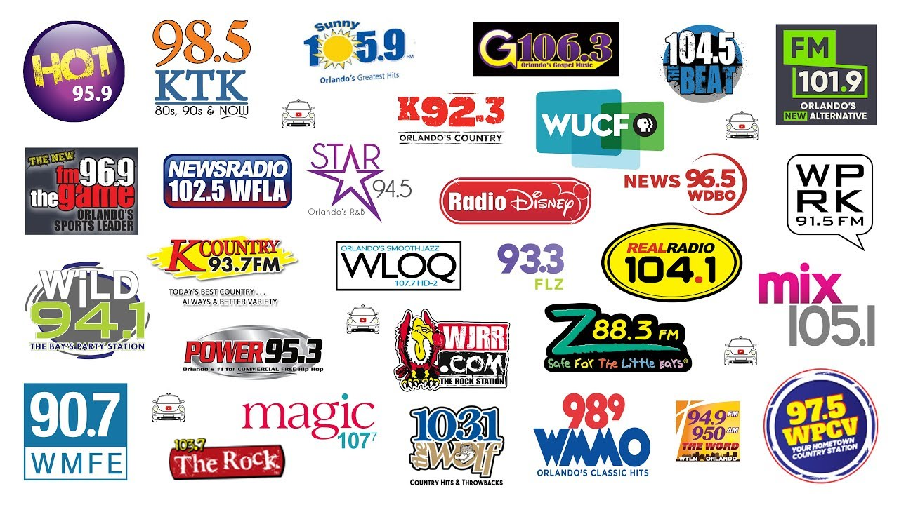 Play Your Music or Ad on 5 Top Radio Stations 1 Month