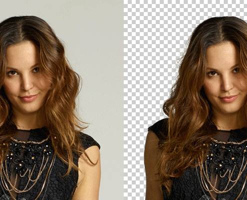 I Will Do Background Removal of 100 Images