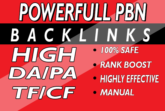 Provide you 10 powerful Metrics Pbn Posts Contextual Backlinks
