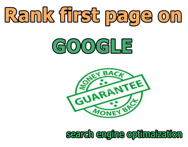 Guaranteed Google 1st Page - With Content Marketing