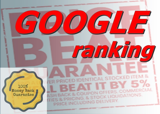 Full SEO Package With Guarantee of Google Page Ranking up