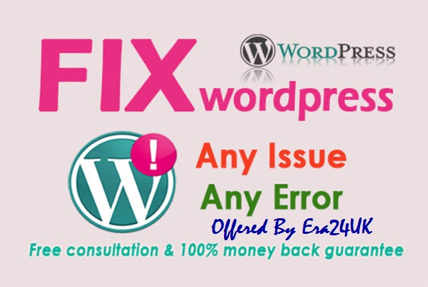 I Will Update,  Backup,  Clone,  Migrate,  Bugs Fix,  Errors WordPress Website