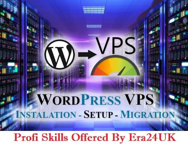 Fix WordPress VPS Hosting Migration Website Shared Hosting To Cloud