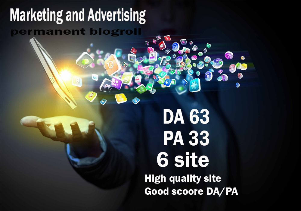 give link da63x6 site marketing and advertising permanent blogroll