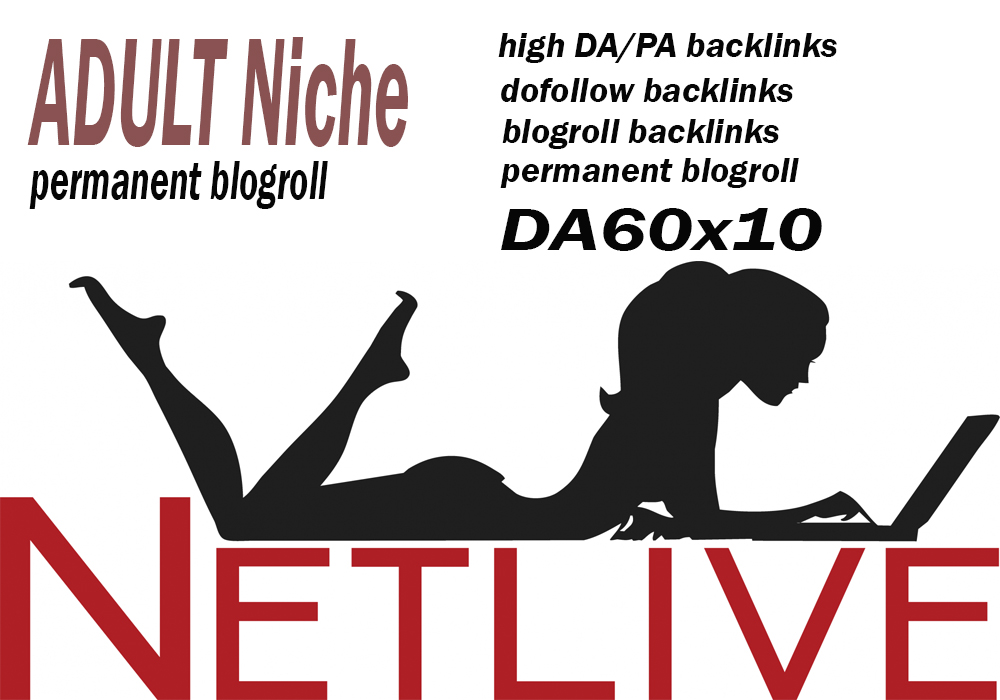 give you backlink da60x10 dating permanent blogroll