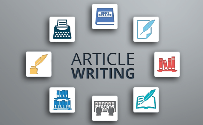 I will write 5 article about any category you want SEO