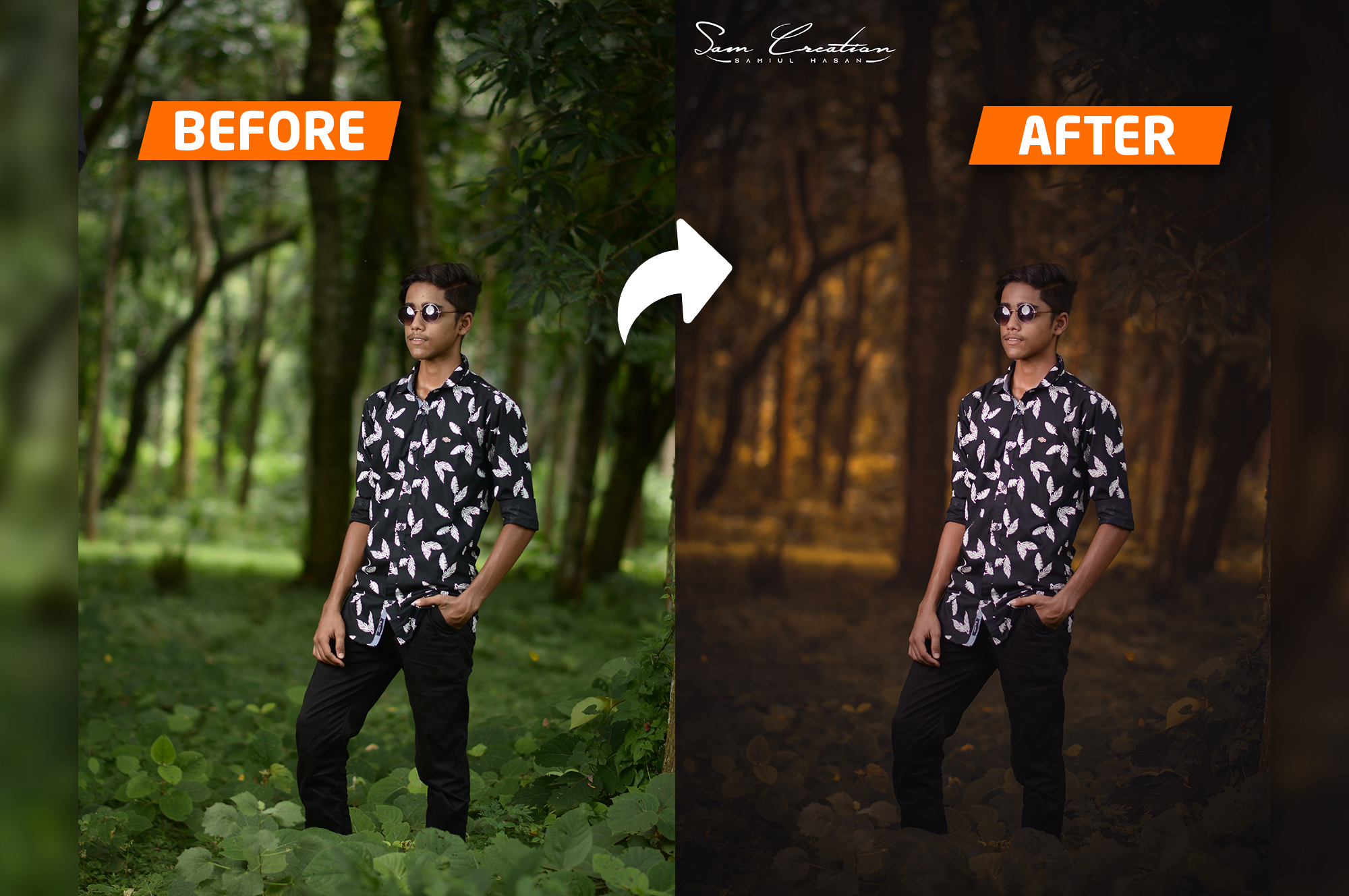 I will edit photoshop, illustrator, lightroom related any files