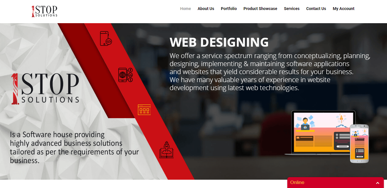 Will do PSD to responsive HTML 2 Pages