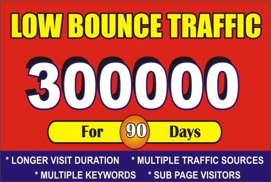 boost website,  google ranking with real targeted USA web traffic for 90 days