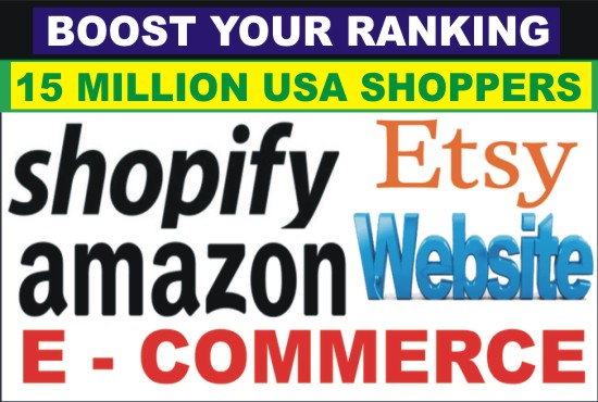 I Will Promote Shopify Store,  Website,  Offers With Targeted USA Web Traffic