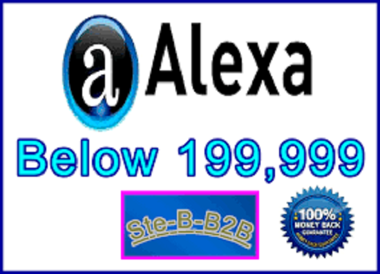 Increase Your USA Alexa Ranking below 19K and global rank 199K with guarantee