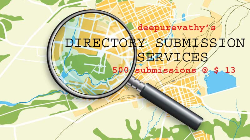 500 DIRECTORY SUBMISSION AT LOW COST