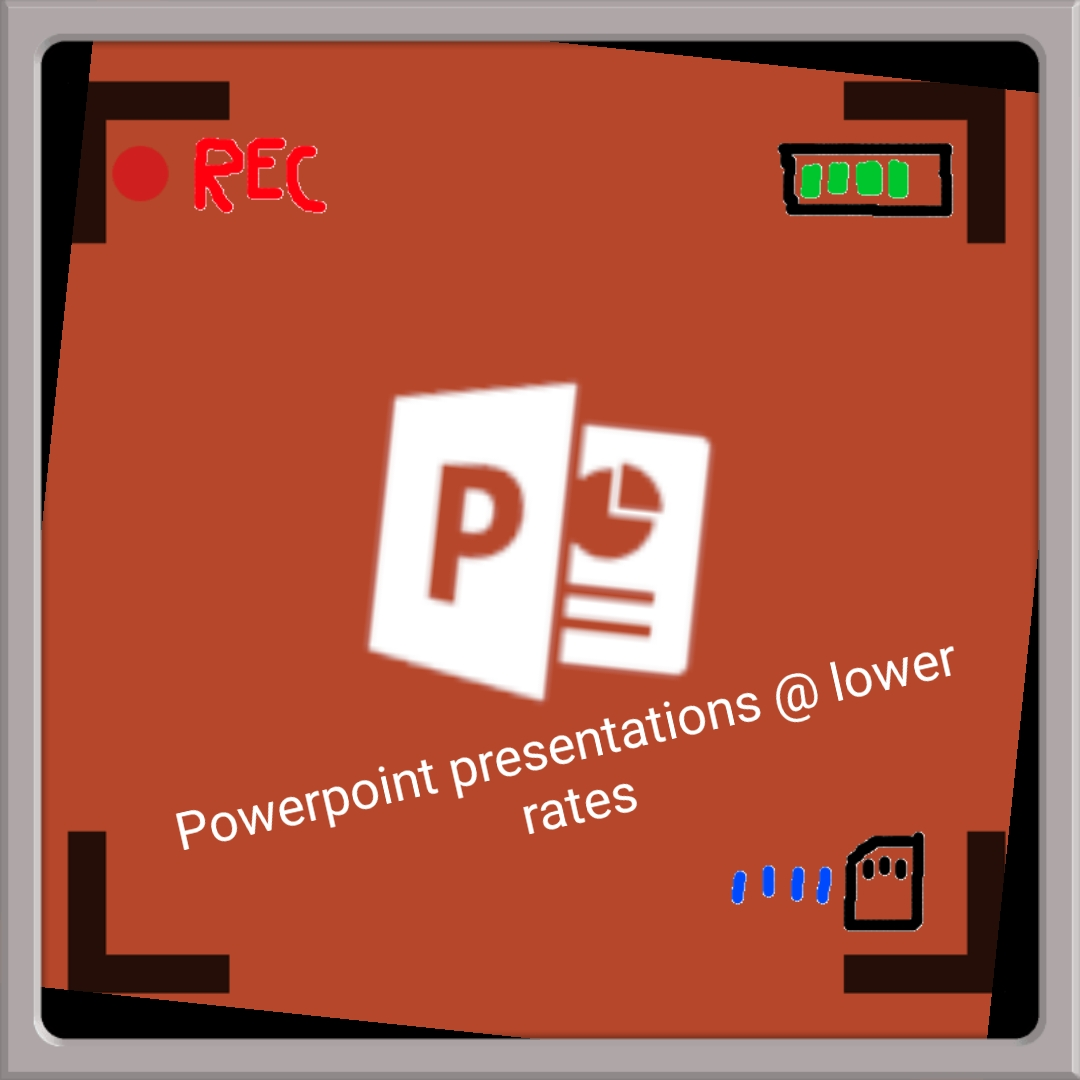 Power point presentations lower price