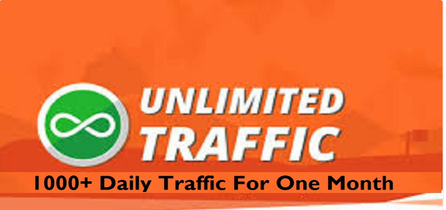 Traffic From Worldwide 1,000 Daily Traffic to Your Website 30days