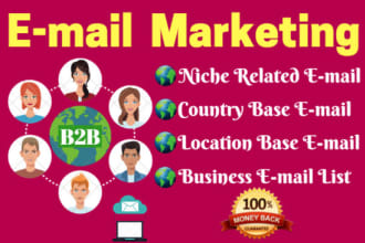 Find Your Niche Targeted 1000 Email