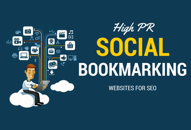 I Will Provide 30 Social Bookmarking Backlinks in High PR Sites