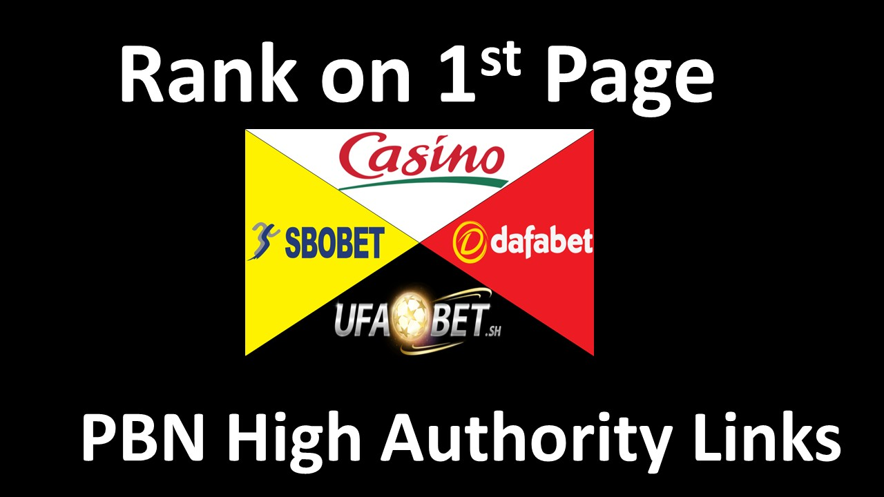 Build 10,000 Powerful SEO Backlinks for Casino, Gambling or Poker Websites