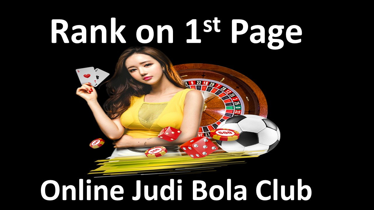 Get 10,000 Powerful SEO Backlinks Judi Bola Casino Poker for Sites 1st Page Google Ranking