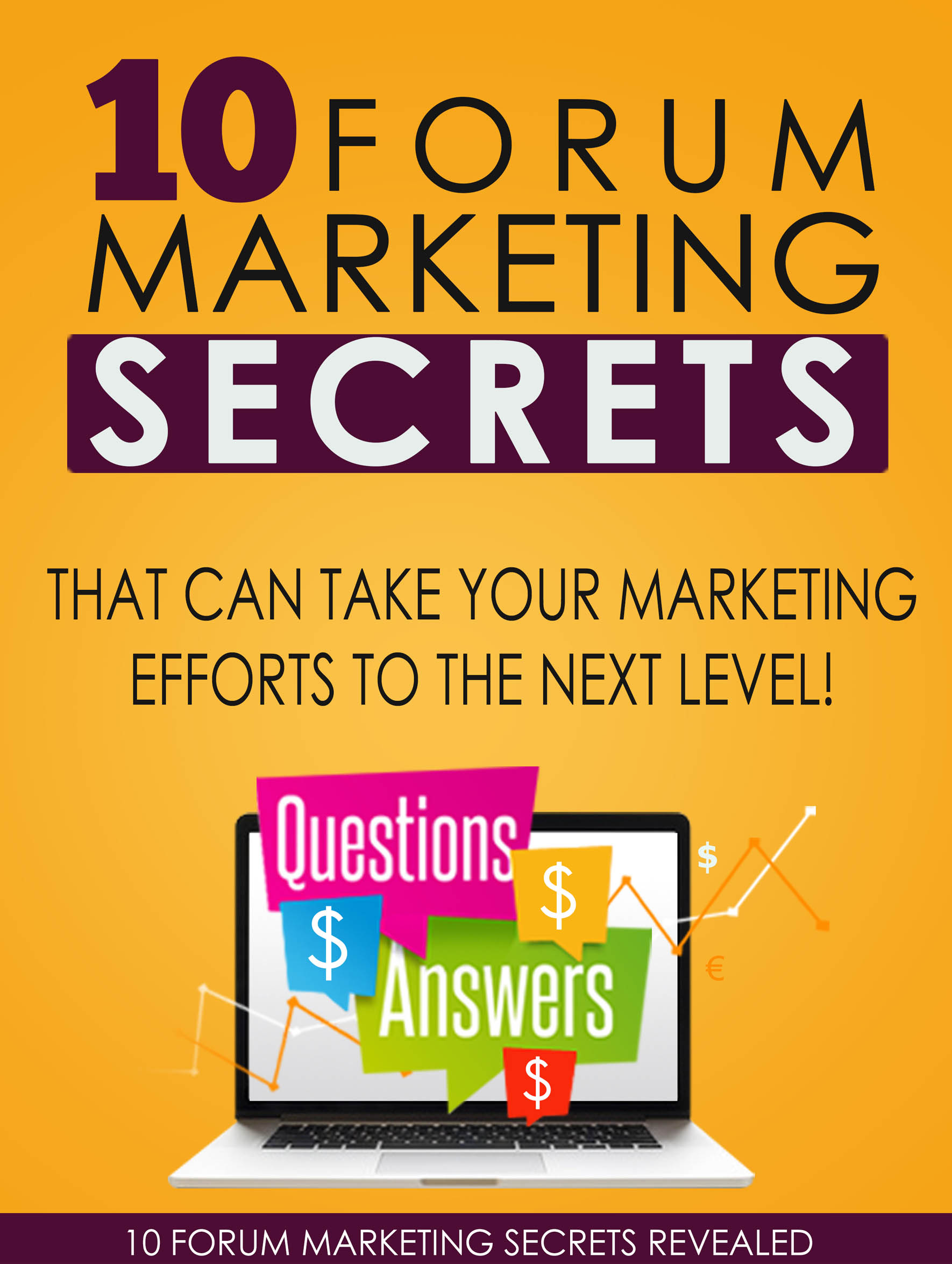 Increase Your Sales With These Forum Marketing Secrets