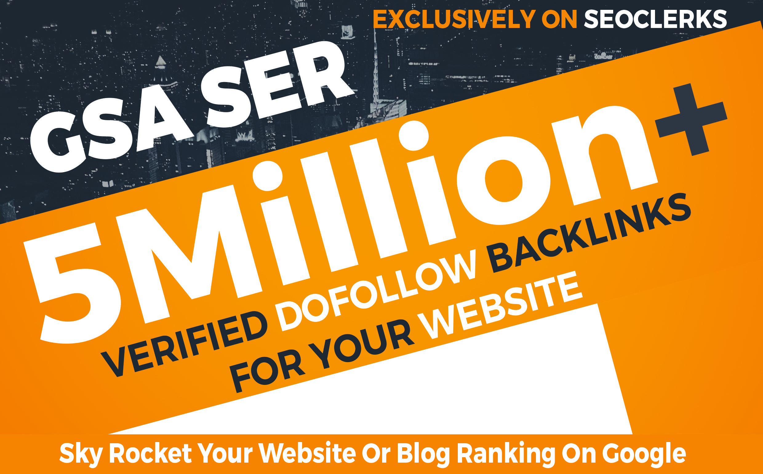 I will build 10,000, 00 gsa backlinks for boost serps,  SEO solutions