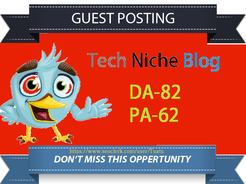 "Guest Post On Tech Website DA82, "" Teachable.com"