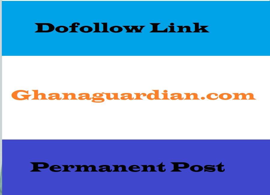 Guest Post Sports Betting website Ghanaguardian. com DA45+