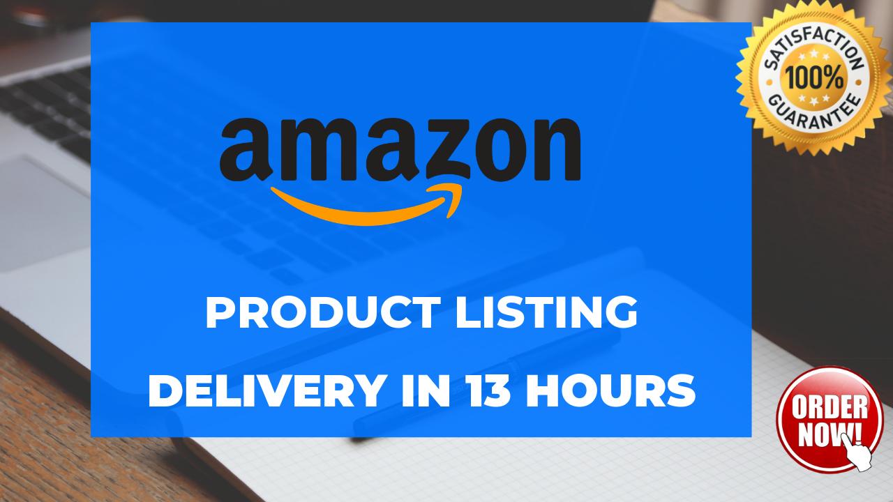 I will write amazon listing product description