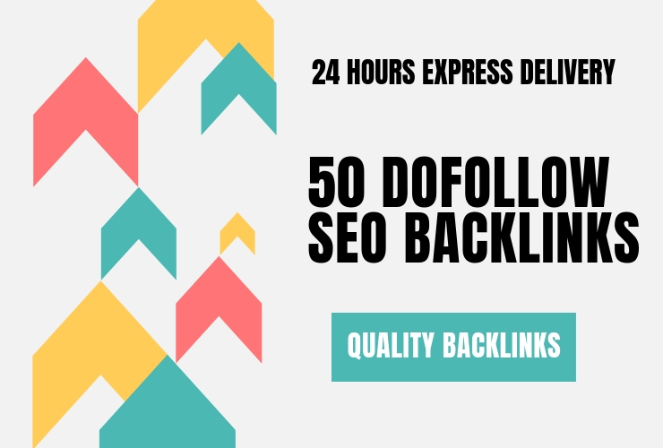 I'll Add 50 Dofollow Backlinks
