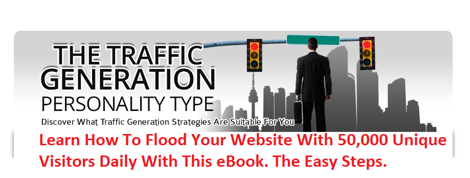 The Easy Steps To 50,000 Unique Visitors To Your Website Daily. Get Your Website Flooded Now.