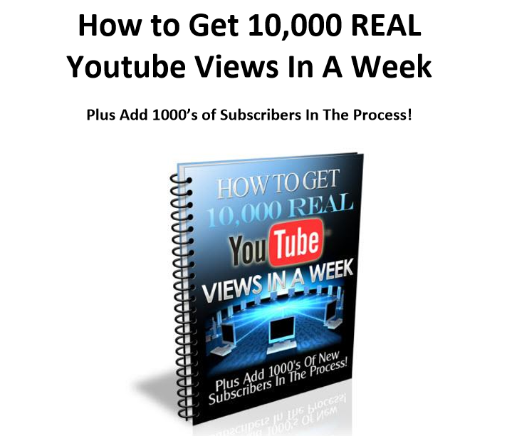Easy Step By Step To Drive 10,000's of Traffic To Your Youtube Chanel.