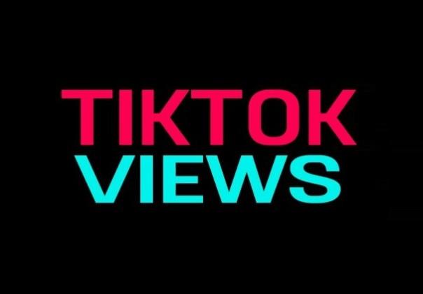 tiktok video Views Lifetime Guarantee And High Retention Instant Start