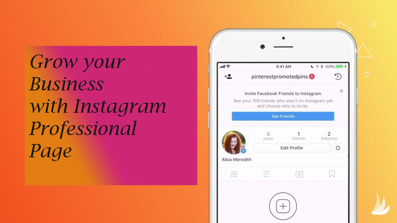 Promote Your Business with Professional Instagram Page