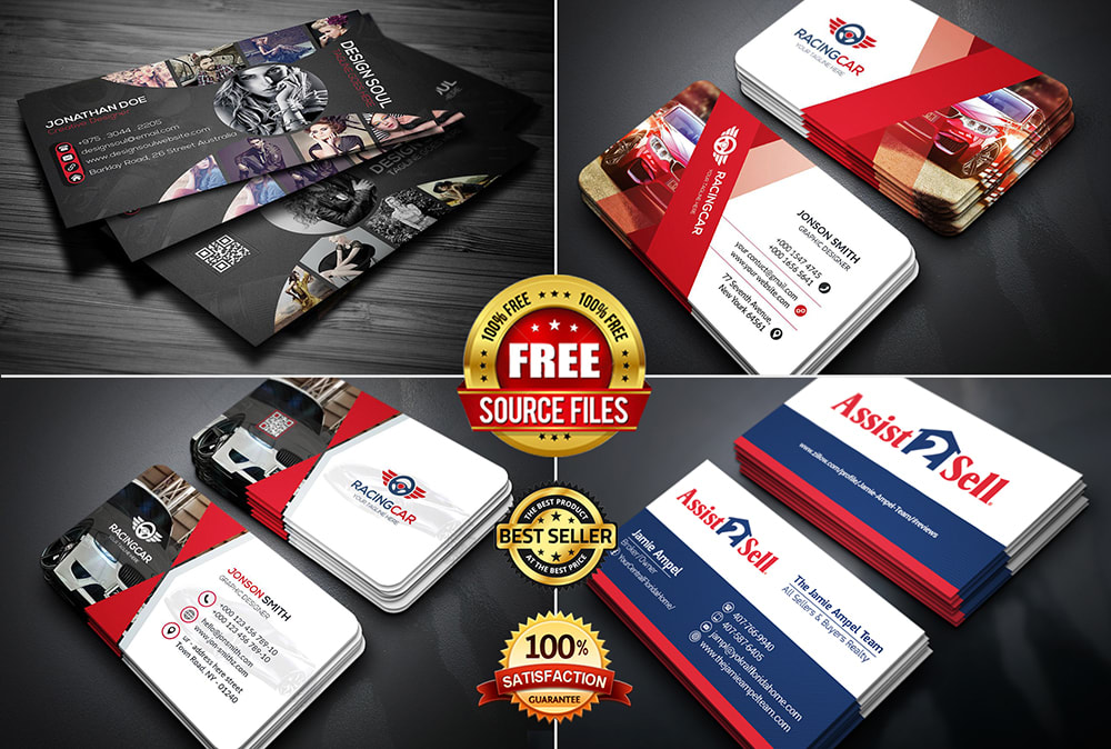 Design a Professional Business Card print ready