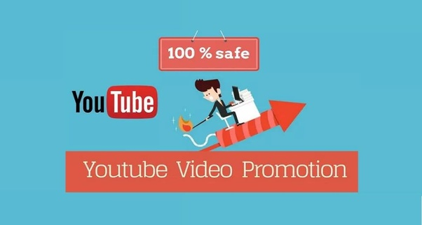 Do massive youtube promotion to get your videos viral