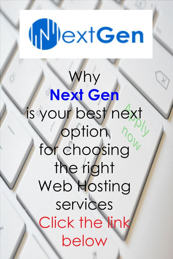 Next Gen Hosting in feasible rates